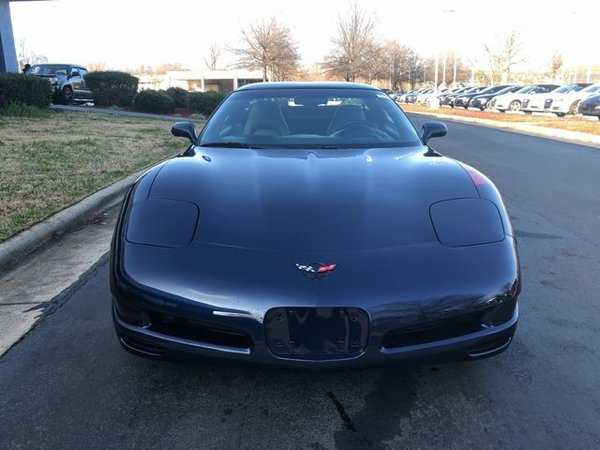 Chevrolet Corvette 2000 $11918.00 incacar.com