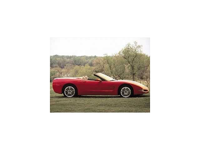 Chevrolet Corvette 2000 $17499.00 incacar.com