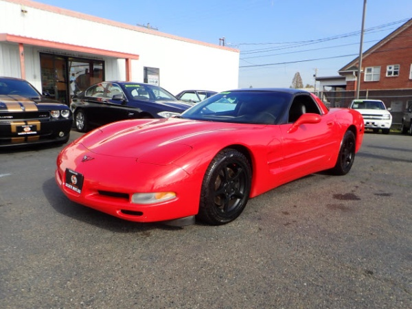 Chevrolet Corvette 2000 $11500.00 incacar.com