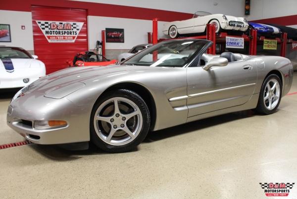 used Chevrolet Corvette 2000 vin: 1G1YY32G8Y5106209