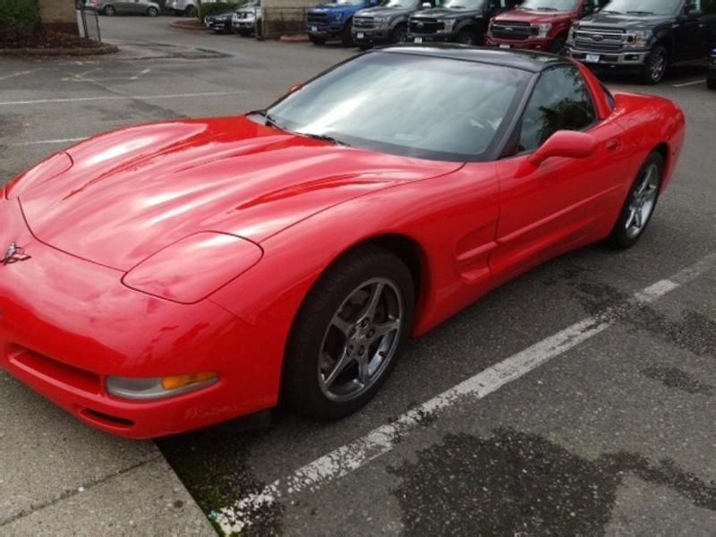 Chevrolet Corvette 2000 $13485.00 incacar.com