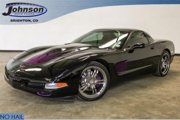 Chevrolet Corvette 2000 $25486.00 incacar.com
