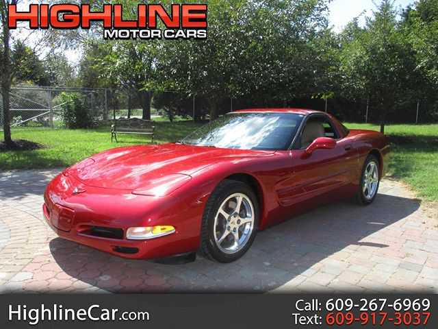 Chevrolet Corvette 2000 $16995.00 incacar.com