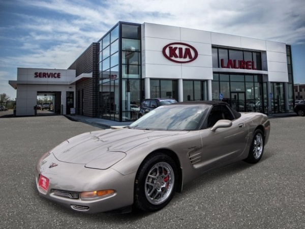 Chevrolet Corvette 2000 $17995.00 incacar.com