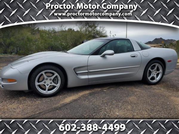 Chevrolet Corvette 2000 $14999.00 incacar.com