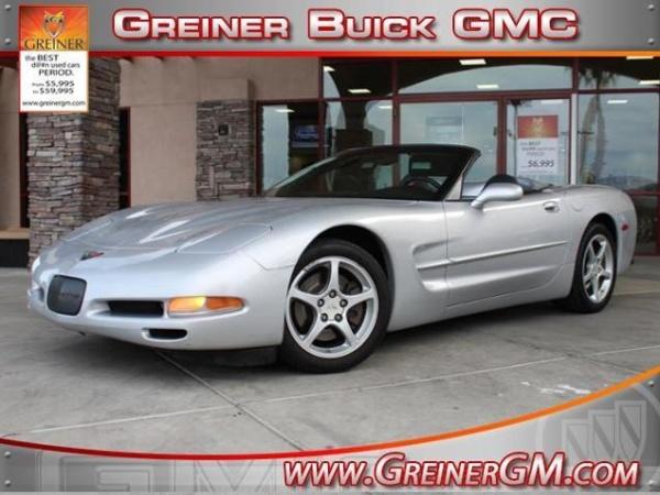 Chevrolet Corvette 2000 $13781.00 incacar.com
