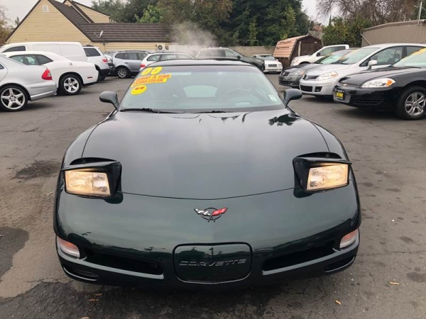 Chevrolet Corvette 2000 $15995.00 incacar.com