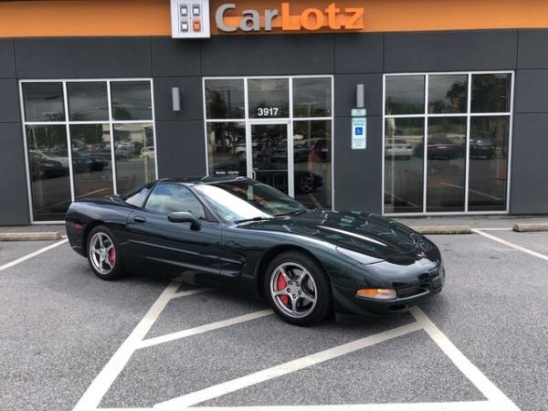 Chevrolet Corvette 2000 $14998.00 incacar.com