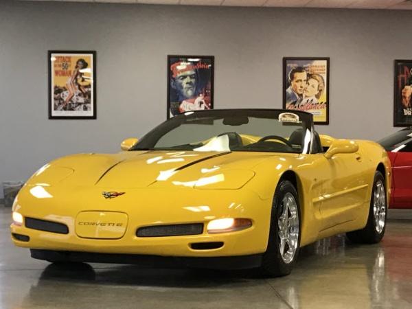 Chevrolet Corvette 2000 $16977.00 incacar.com