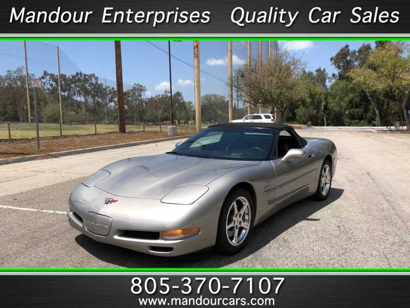 Chevrolet Corvette 2000 $15977.00 incacar.com
