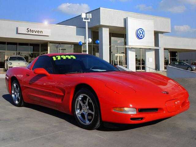 Chevrolet Corvette 2000 $13399.00 incacar.com