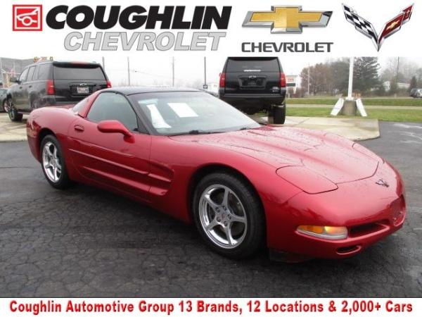 Chevrolet Corvette 2000 $16468.00 incacar.com