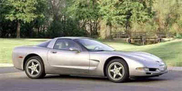 Chevrolet Corvette 2000 $15995.00 incacar.com