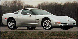 Chevrolet Corvette 2001 $17995.00 incacar.com