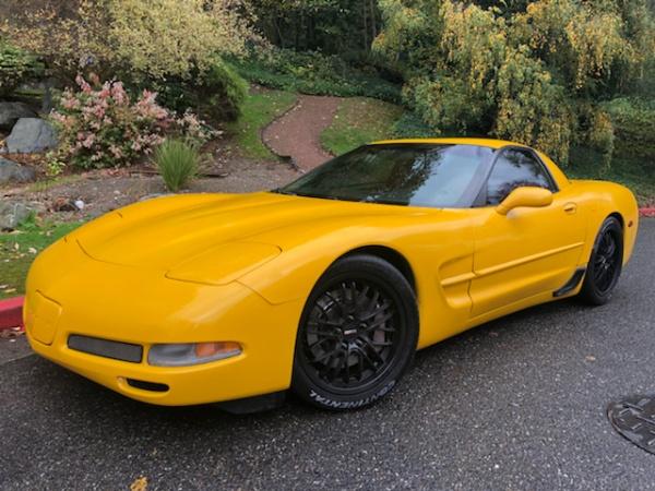 Chevrolet Corvette 2001 $16880.00 incacar.com