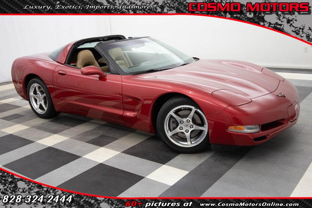 Chevrolet Corvette 2001 $14997.00 incacar.com