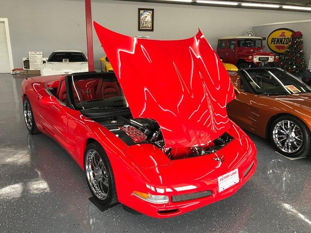 Chevrolet Corvette 2001 $29900.00 incacar.com