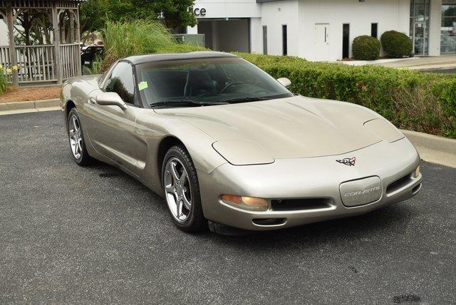 Chevrolet Corvette 2001 $9998.00 incacar.com