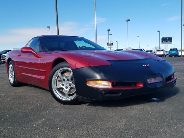 Chevrolet Corvette 2001 $16991.00 incacar.com