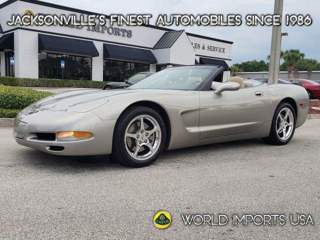Chevrolet Corvette 2002 $22900.00 incacar.com