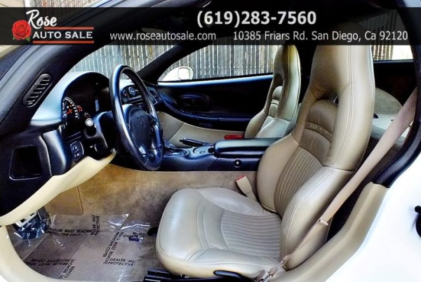 Chevrolet Corvette 2002 $17988.00 incacar.com