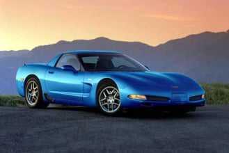 Chevrolet Corvette 2002 $21900.00 incacar.com