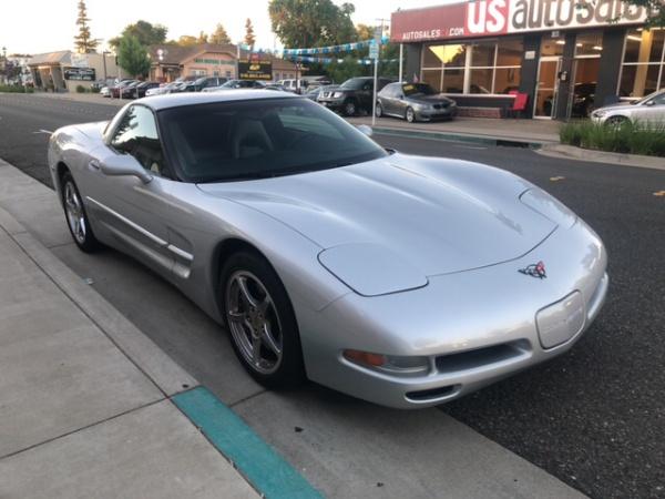 Chevrolet Corvette 2002 $15899.00 incacar.com
