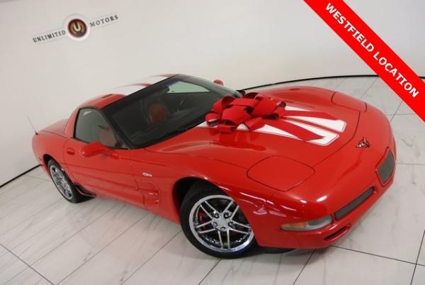 Chevrolet Corvette 2002 $19800.00 incacar.com