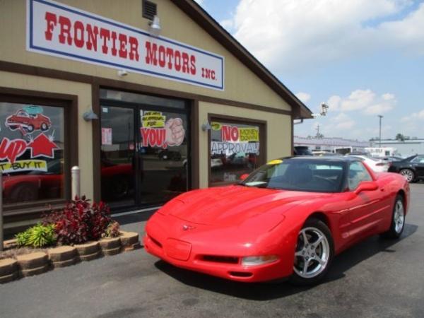 Chevrolet Corvette 2002 $14795.00 incacar.com