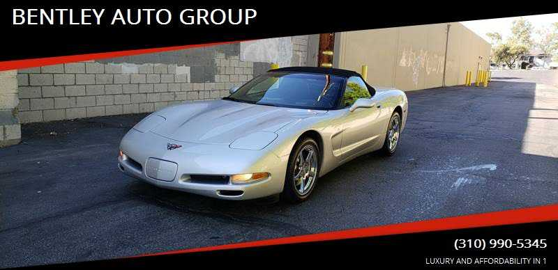 Chevrolet Corvette 2002 $12995.00 incacar.com