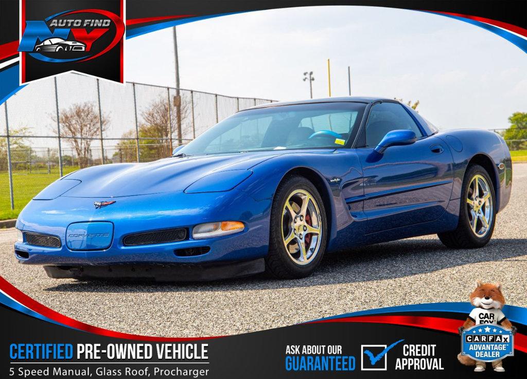 Chevrolet Corvette 2002 $19985.00 incacar.com