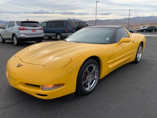 Chevrolet Corvette 2002 $16981.00 incacar.com
