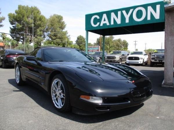 used Chevrolet Corvette 2002 vin: 1G1YY32G925109353