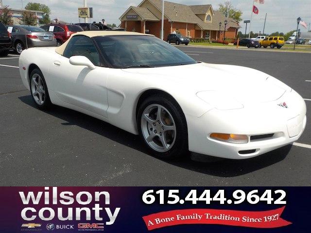 Chevrolet Corvette 2002 $12988.00 incacar.com
