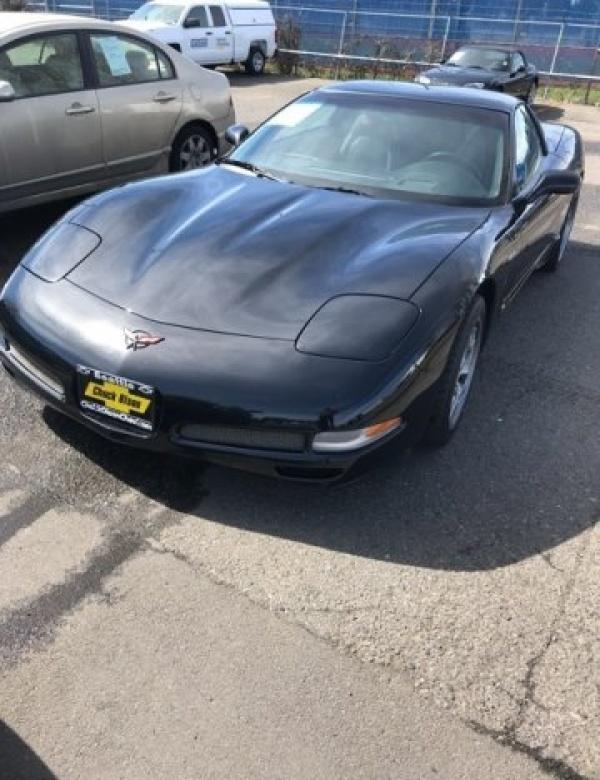 Chevrolet Corvette 2002 $24615.00 incacar.com