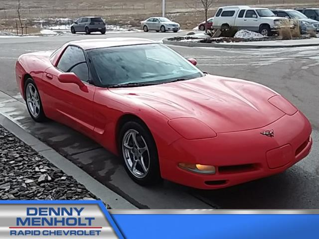 Chevrolet Corvette 2002 $12988.00 incacar.com