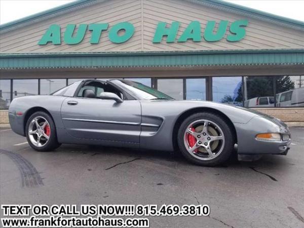 Chevrolet Corvette 2003 $20497.00 incacar.com