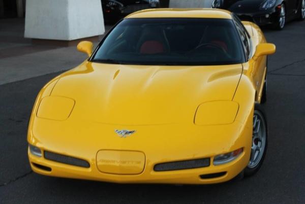 Chevrolet Corvette 2003 $25900.00 incacar.com