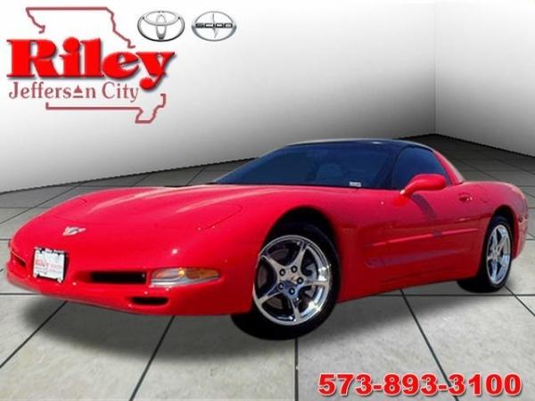 Chevrolet Corvette 2003 $20990.00 incacar.com