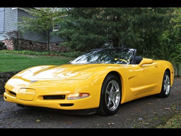 Chevrolet Corvette 2003 $24300.00 incacar.com