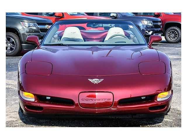 Chevrolet Corvette 2003 $32987.00 incacar.com