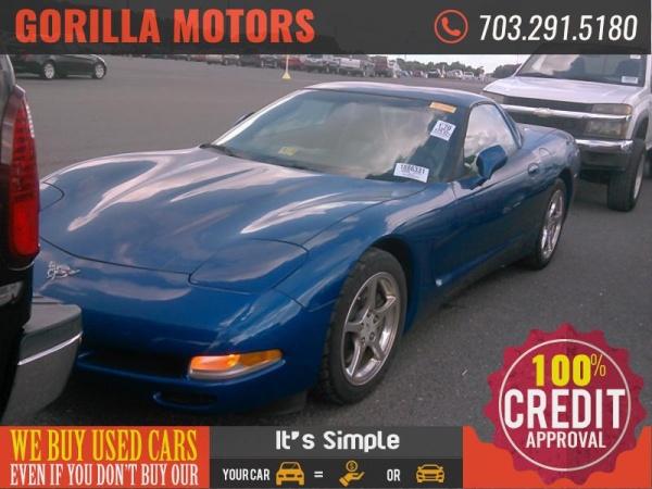 Chevrolet Corvette 2003 $15777.00 incacar.com