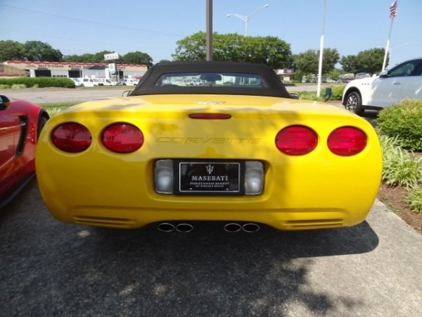 Chevrolet Corvette 2003 $23000.00 incacar.com
