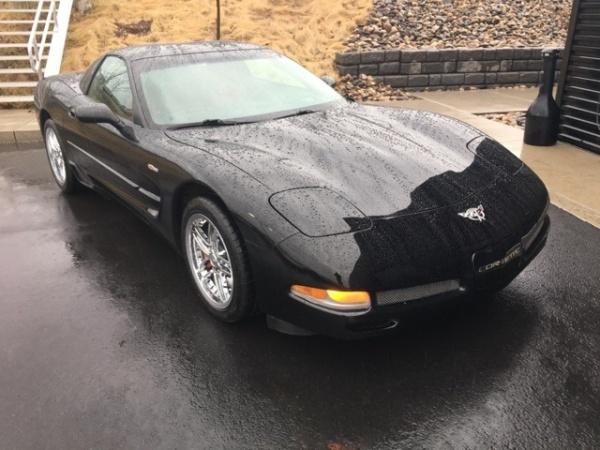 Chevrolet Corvette 2003 $23900.00 incacar.com