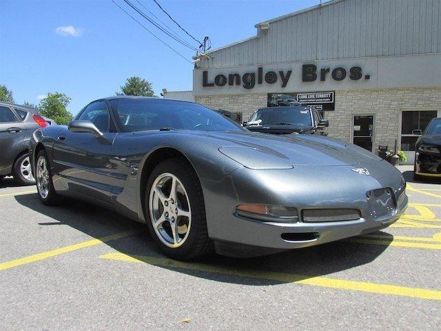 Chevrolet Corvette 2003 $20788.00 incacar.com