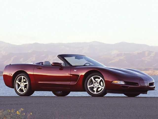 used Chevrolet Corvette 2003 vin: 1G1YY32G735116609