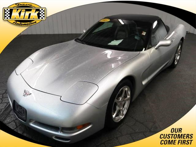 Chevrolet Corvette 2003 $24766.00 incacar.com
