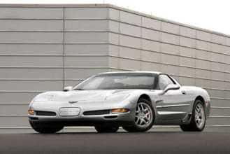 Chevrolet Corvette 2003 $20900.00 incacar.com