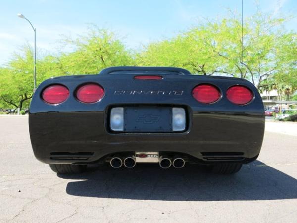 Chevrolet Corvette 2003 $21995.00 incacar.com