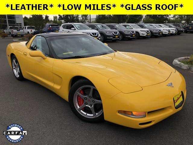 Chevrolet Corvette 2003 $15999.00 incacar.com